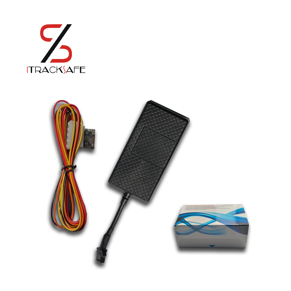 New real time mini gsm gprs locate track motorcycle auto vehicle car gps  tracker locator monitoring locating device