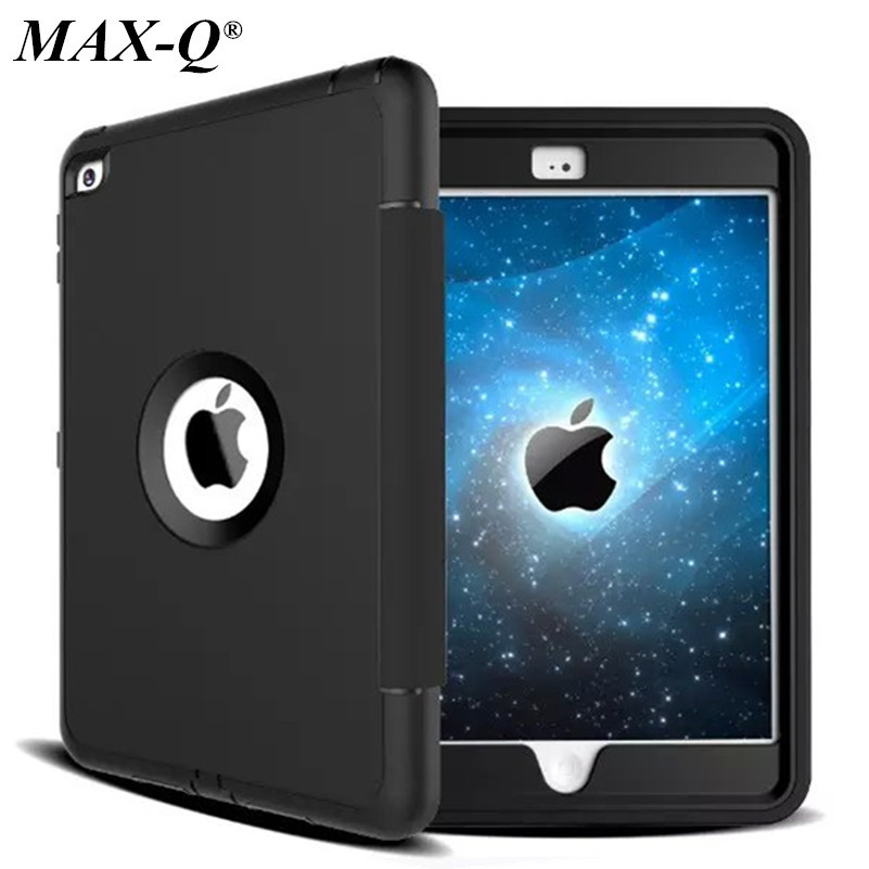 For Apple iPad mini 1 mini2 3 Retina Kids Safe Armor Shockproof Heavy Duty PU TPU