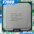 Intel Core 2 Duo E7600 CPU Processor (3.0Ghz/ 3M /1066GHz) Socket 775 free shipping