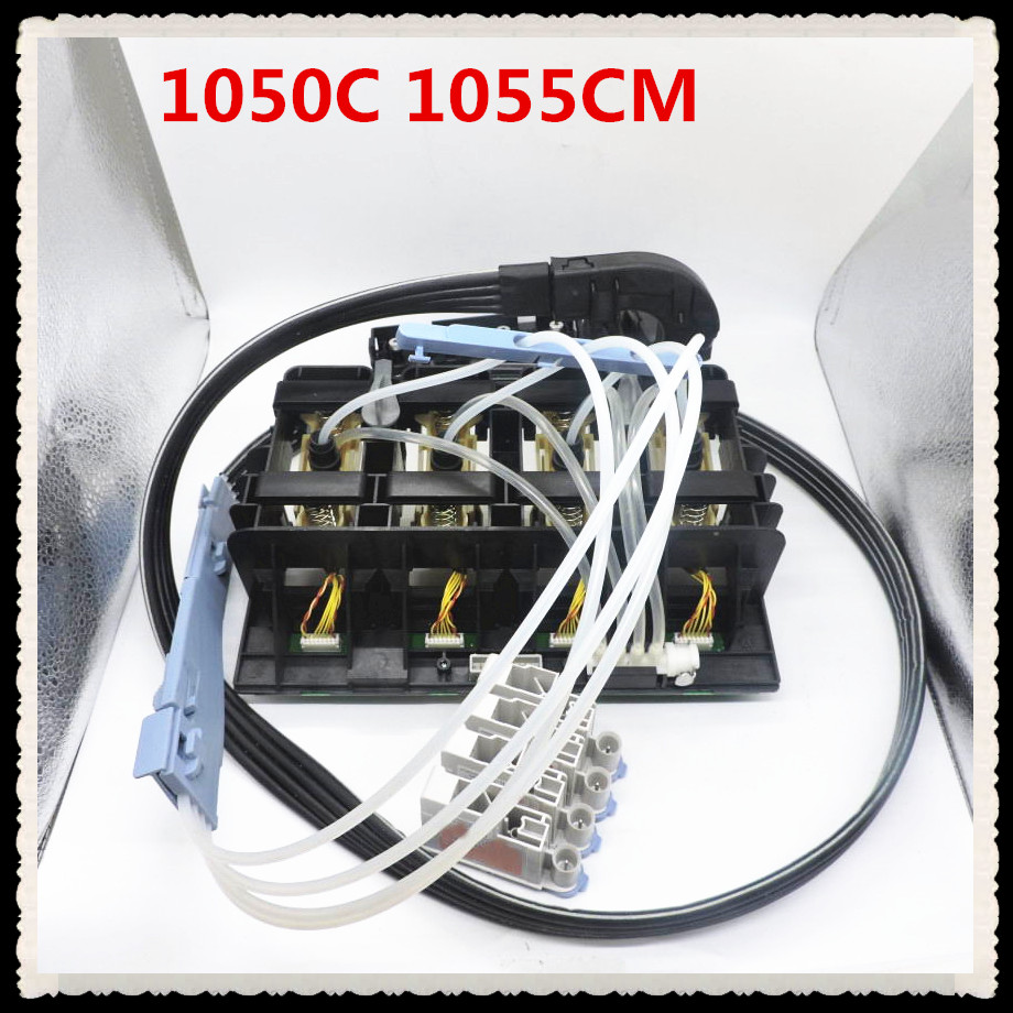 New original C6074-60415 C6074-60342 C6072-60145 Système de Tube D'encre pour Designjet 1050C 1055 cm sur vente
