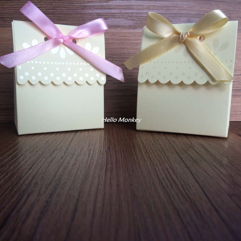 Wedding Gift Box Wrapping : Wedding Favor Boxes Candy Boxes Paper Gift Box Chocolate Boxes Gift ...