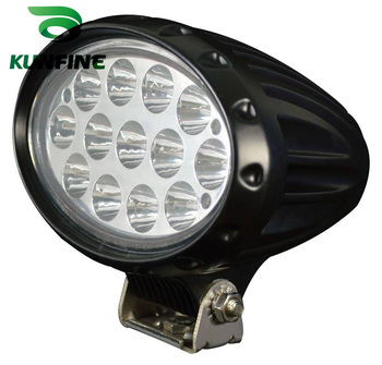 """6"""" 65W LED Working Light Spot Flood Lamp Motorcycle Tractor Truck Trailer SUV Offroads Boat 10-30V 4WD KF-25651"""