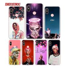 Silicone Phone Case XxxTentacion Lil Peep Bo for Redmi 7 Y3 Y2 S2 Xiaomi Note 6 6A 5 5A Pro Plus 4 4X Cover
