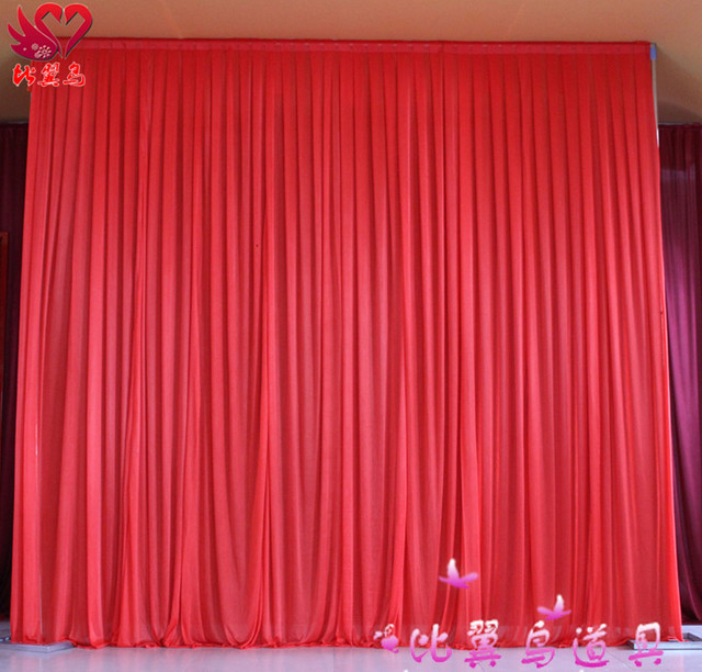 gratis verzending bruiloft stadium achtergrond stand gordijn voor bruiloft decoratie elke maat elke kleur kan