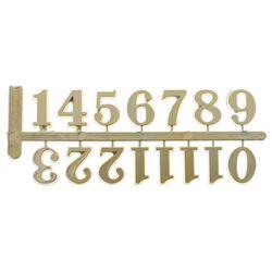 Restore ancient ways Digital accessories Quartz Clock Movement for Clock Repair DIY Clock Movement