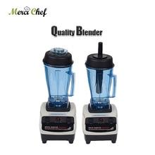 Food Machine US/UK/EU plug Heavy Duty Commercial Blender Juicer Fruit And Vegetable Mixer Grinder Electrical Food Processor