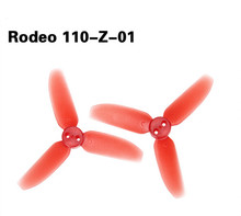 Walkera Rodeo 110 FPV Racing Drone Replacement Rodeo 110-Z-01 3-blade Propeller Prop
