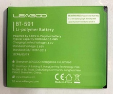 LEAGOO KIICAA POWER BT-591 Battery original 4000mAh replacement Backup for Smartphone In Stock