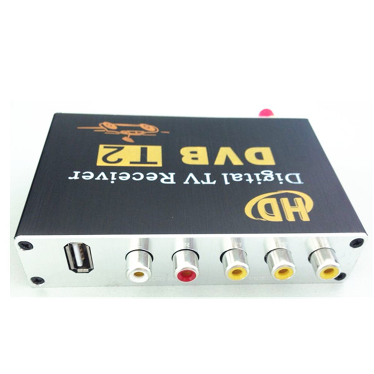 ФОТО 60KM/H 1080P Car DVB-T2 Mobile Digital TV Tuner Receiver Box for Russian Colombia (One Seg )Free Shipping