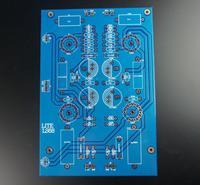 2018 hot sale 1pcs LS68 tube pre PCB blank board (DJ poetry drunk line) free shipping