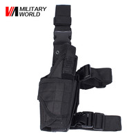 Airsoft Tactical Tornado Universal Pistol Drop Leg Holster For Left Hand Right Hand Military Thigh Holster