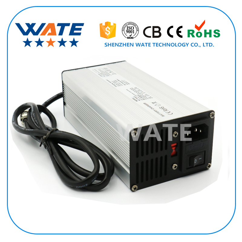 50 4V7A font b Charger b font 44 4V Li ion Battery Smart font b Charger