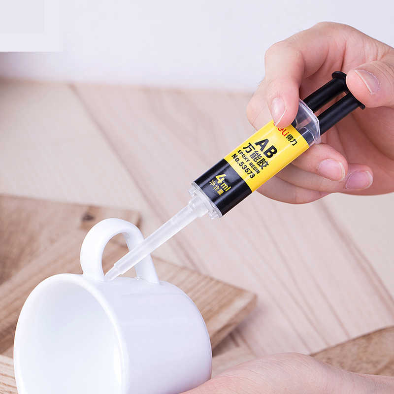 25ml high capacity 5 minutes curing super liquid AB glue office home