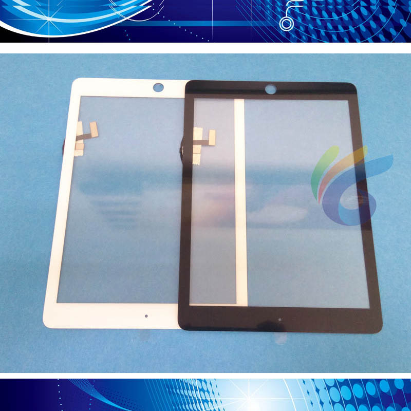 10 pieces For iPad 5 air 1 Touch Screen Digitizer Front Glass Replacement