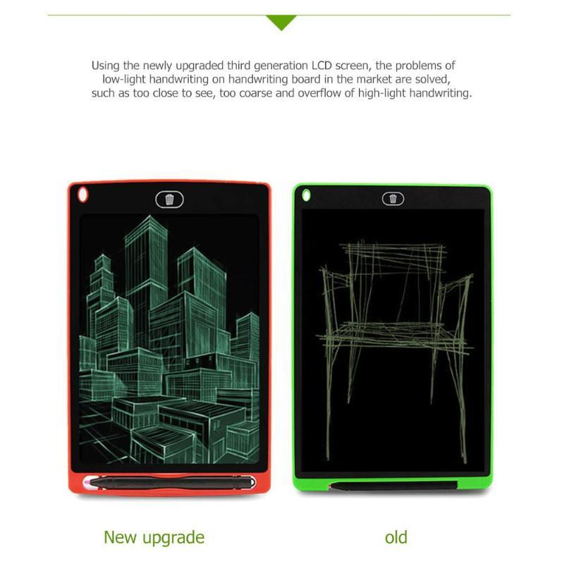 Tableta de escritura LCD inteligente Bloc de notas electrónico 11