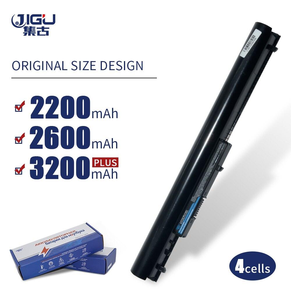 JIGU Laptop Battery OA04 OA03 HSTNN-LB5Y HSTNN-LB5S HSTNN-PB5Y HSTNN-PB5S for hp 240 G2 CQ14 CQ15 For Compaq Presario 15-h000(China)