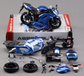 "KAWASAKI ZX 6R 1:12 ""Ниндзя"" собраны модели мотоцикла сборки модели"