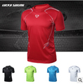 NEW  summer men's t-shirts Fashion 2016 new design quick dry soccer jersey running sports t shirt men tops tees free shipping