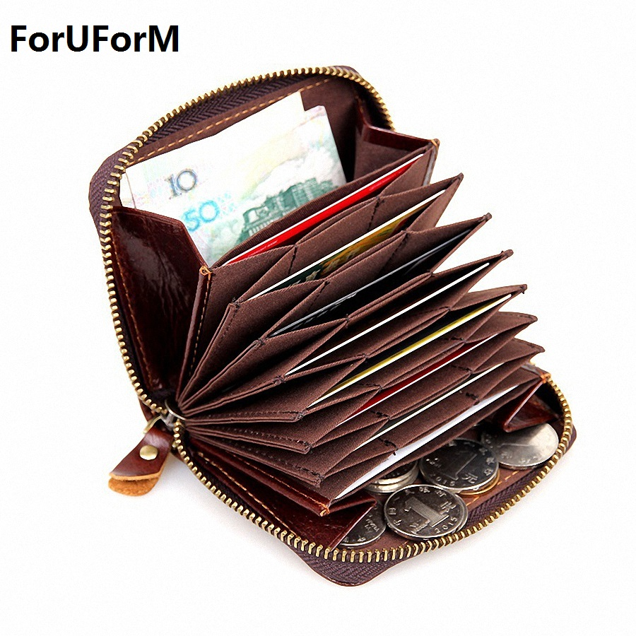 Zipper Men Clutch Bags Genuine Leather Wallet Men New Brand Wallets Male Card Holder Wallets Purses carteira masculina LI-1601 2016 famous brand new men business brown black clutch wallets bags male real leather high capacity long wallet purses handy bags