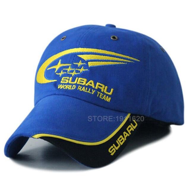 2016 Outdoor Men F1 Racing Caps Cotton Male Sports Motorcycle Racing Baseball Caps Car Visors Sun Hats Blue