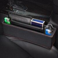 Autositz Spalt Aufbewahrungsbox Korn Organizer Lücke Tasche für Kia cerato sportage optima K2 K3 K4 K5 K7 K9 Borrego auto innen