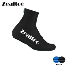 Zealtoo Lycra Bicycle Dustproof Cycling Overshoes Unisex MTB Bike Shoes Cover/Sports Accessories Riding Pro Road Racing