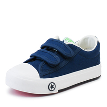 2017 Spring Kids Shoes Girls Boys Casual Fashion Breathable Children Canvas Sneakers Soft Toddler Baby