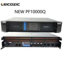 Leicozic 2500W 10000q 4 канала Мощность усилитель класса td линейного массива усилитель аудио profesional сценический усилители dj оборудование