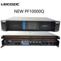 Leicozic 2500W 10000q 4 kanal Power verstärker klasse td linie array amplificador audio profesional bühne verstärker dj ausrüstung
