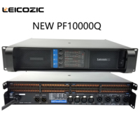 Leicozic 4 channel amplifier 2500w x4 L10000q line array amplifier audio professional power amplifier subwoofer power supply amp