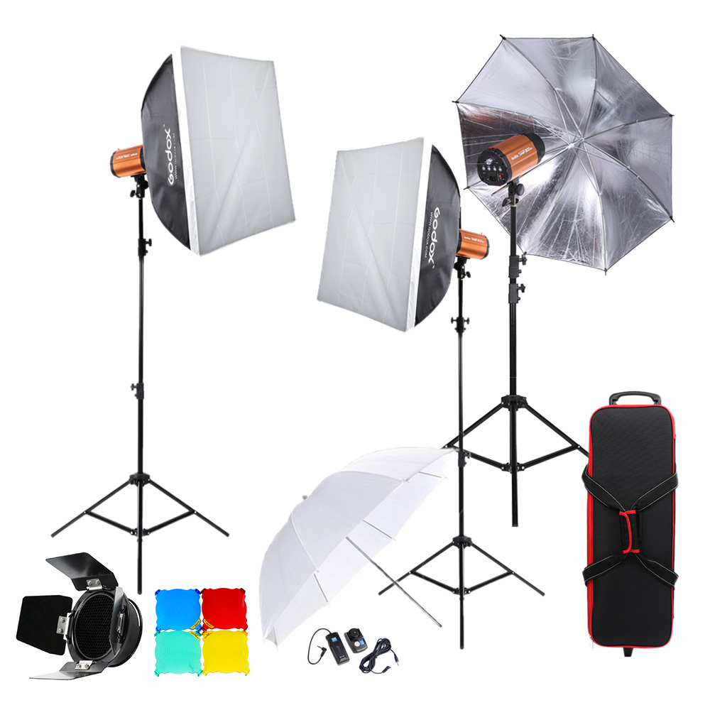 Godox 300SDI Professional Photography Lighting Lamp Kit Set with ... for Photography Lighting Equipment For Sale  287fsj