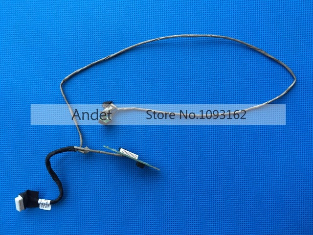 US $9 99 |New Original for Lenovo ThinkPad L530 Webcam Camera Cable + Board  04W6991 50 4SF06 001 04W6801 55 4SF06 001-in Computer Cables & Connectors