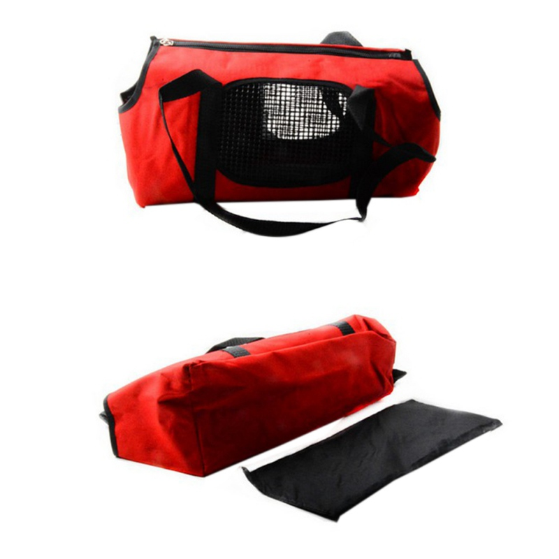 New Spring Summer Breathable Pet Carriers For Small Dogs Solid Shoulder Pet Bag Dog Cats Outdoor Portable Bed