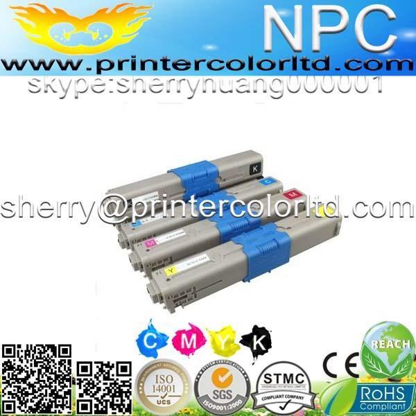 Impressora For Oki MC332 MC342 Toner Cartridge Reset Toner For Okidata MC332DN MC342DN MC342DNW Printer For Oki 332 342 Toner powder for oki data 700 for okidata b 730 dn for oki b 720 dn for oki data 710 compatible transfer belt powder free shipping