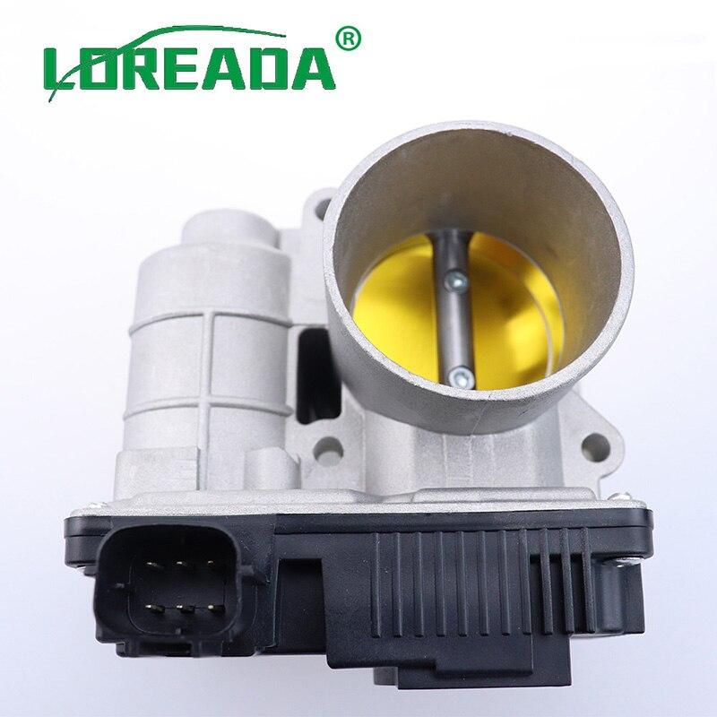 LOREADA OEM 16119 AU003 Throttle Body Assembly Fits For Nissan Almera Sentra Teana 1 8L ETB0003