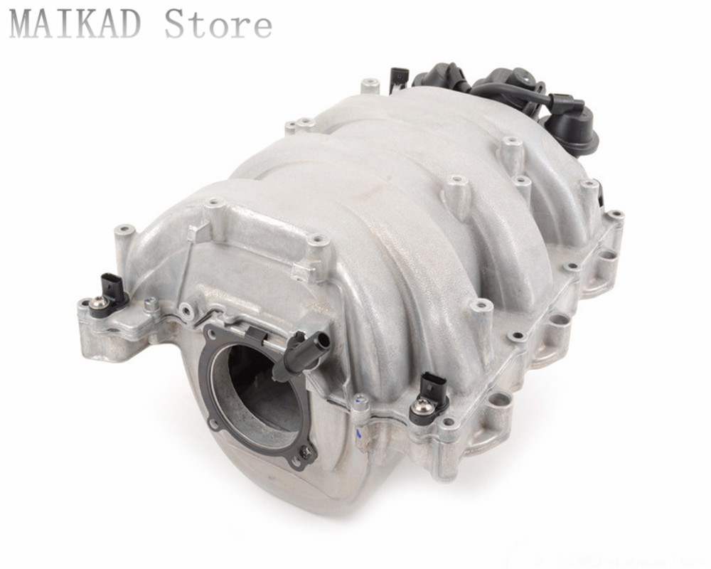 M272 впускной коллектор двигателя сборки для Mercedes Benz W636 W639 Viano Vito A2721402401