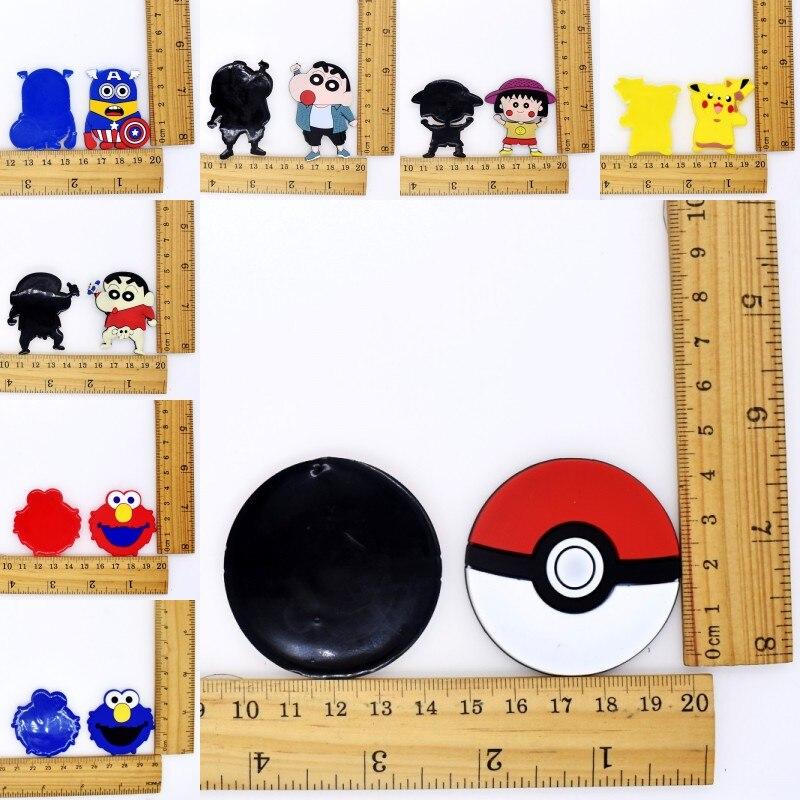 Handmade Soft PVC Accessories DIY Cartoon Kindergarten/Primary School Arts Teaching Tools Ornaments Wholesale
