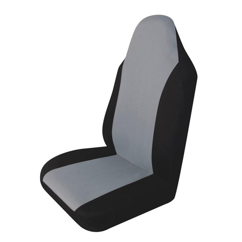Cubierta de asiento de coche universal Cubiertas de asiento de auto - Accesorios de interior de coche - foto 4