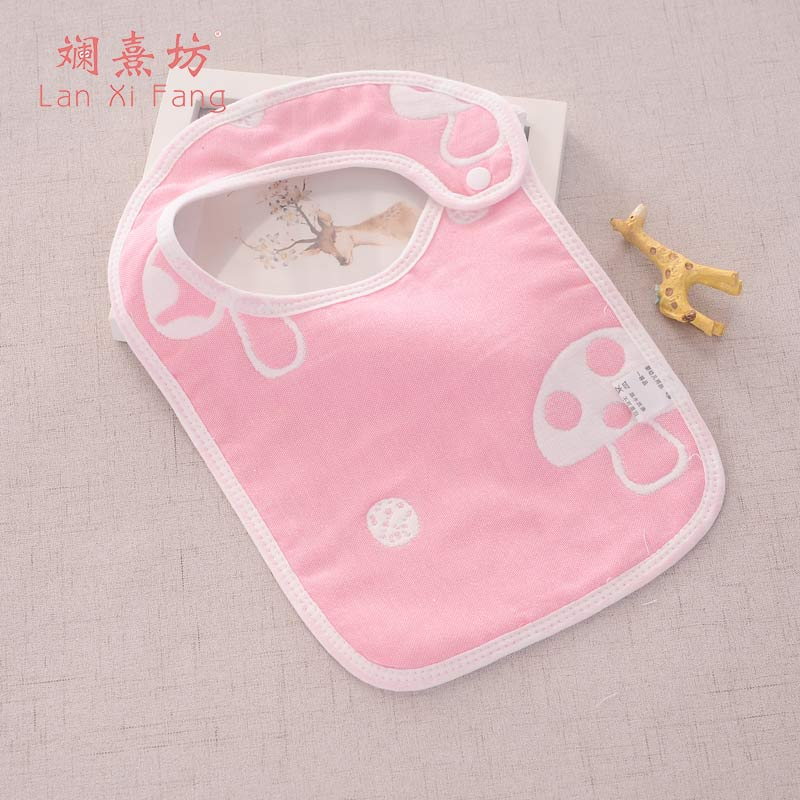 Bibs Lovely Cute Cartoon Pattern Toddler Baby Waterproof Saliva Towel Cotton Baby Bibs Random Delivery Of A Variety Of Styles