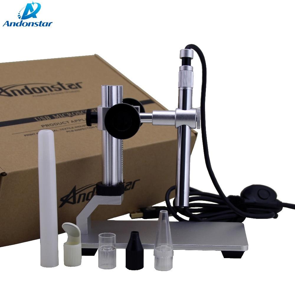 Usb mikroskop usb lupe 500X vergrößern digitale micorscope elektronische hardware tools industriequalität prüfung textil reparatur solder WIFI
