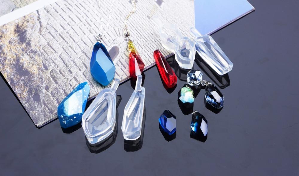 √New Transparent Silicone © Diamond Diamond cut surface ...