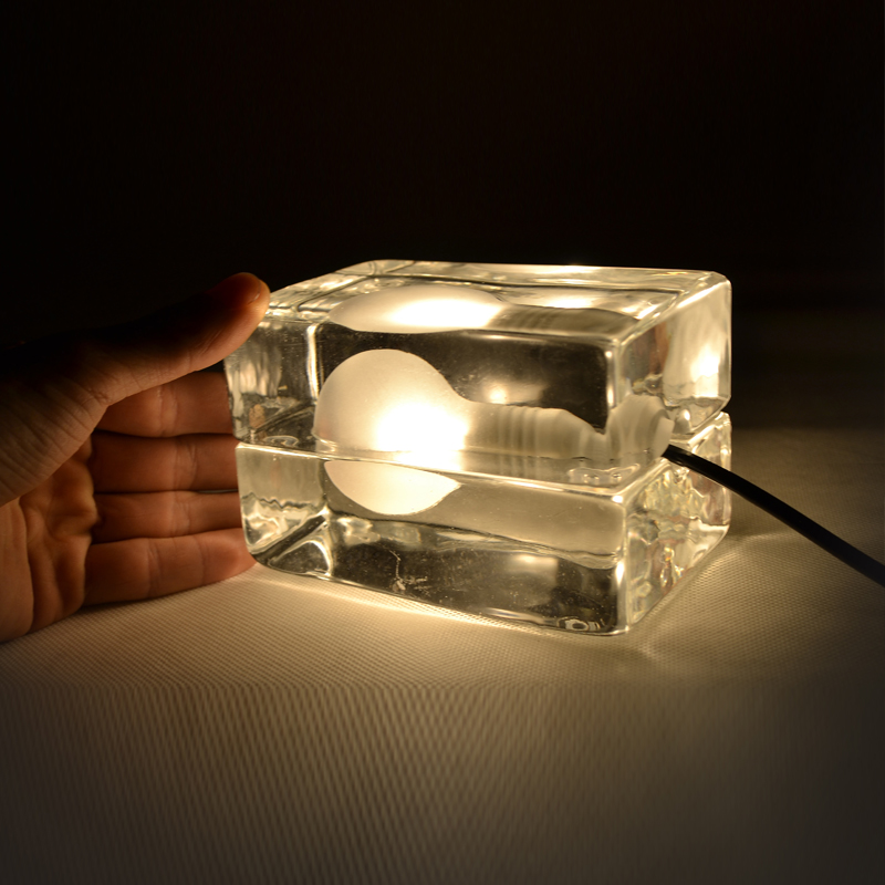 La mode a contracté le décor G9 AC 110/220 V 40-60 W a mené la lumière pendante de glaçon d'ampoule pour l'appareil de roman de barre de salle à manger de salon - 3