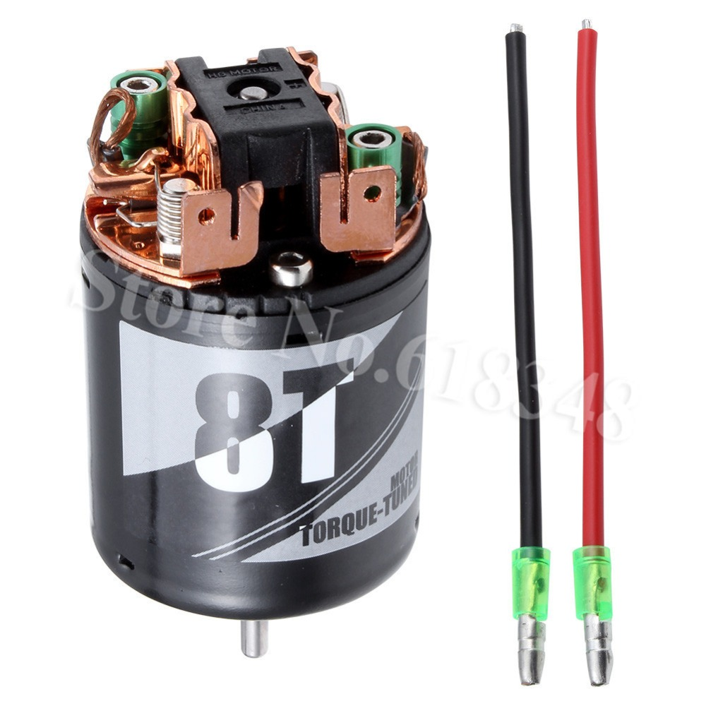 RC Torque Tuned Motor RS-540 Brushed 8T 14T 19T 21T 27T 35T 45T 55T for 1/10 Off / On Road Car Truck Rock Crawler Buggy Boat rc car tamiya 53068 high speed motor op68 23t brushed 540 mabuchi rs 540 motors sport tuned for 1 10 scale models buggy hop ups