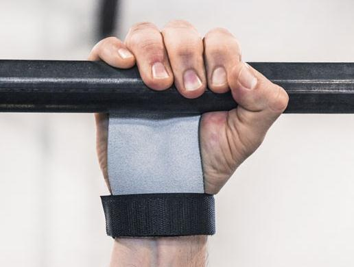 WOD grip / Pull up glove / Barbell grip / XROSSFIT GRIP / PALM PROTECTOR / gym grip / hand guard / dead lifts / toes-to-bar