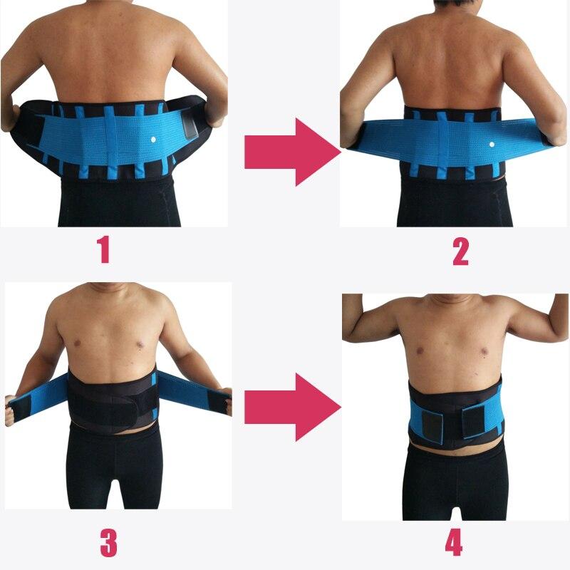 ortopédico cinta de volta barriga lombar cinto