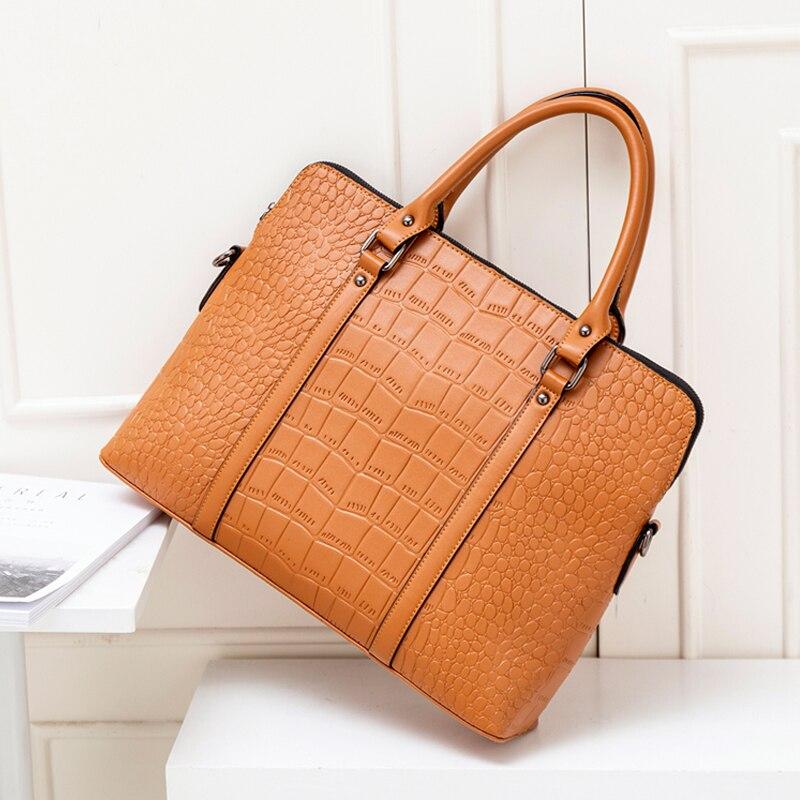 Gepäck & Taschen 2019 Mode 2019 Neue 14 Zoll Business Professionelle Frauen Und Männer Der Mode 13,3 Zoll Gut Aussehende Aktentasche Ohne RüCkgabe
