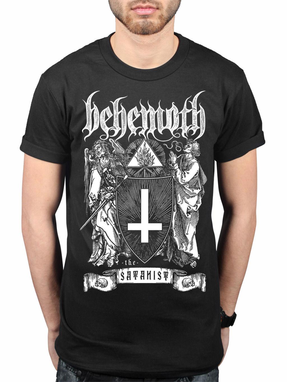Official Behemoth The Satanist T-SHIRT NUOVO Merchandise ALBUM ANGEL Abyssus