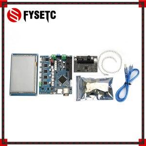 "Image 2 - المستنسخة دويتو 2 Wifi V1.04 DuetWifi المتقدمة 32 بت الالكترونيات مع 4.3 ""5"" 7 ""PanelDue اللمس جهاز تحكم بالشاشة ل BLV MGN مكعب"