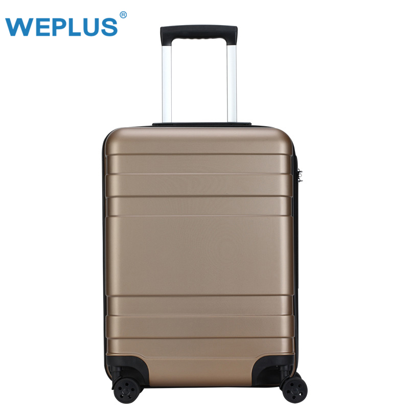 20 '' Luggage Case Suitcase 24 Inch Carry On Luggage Rolling Luggage Travel Trolley Rod Box Curettage Women Spinner Wheel Large