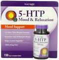 Natrol 5-HTP Potenciador de Humor, 100 mg, 150 Comprimidos